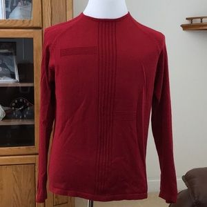 Kenneth Cole men's crew neck sweater, size M